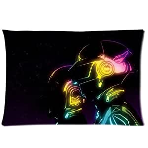Daft Punk Custom Pillowcase Standard Size 20x30 PWC-1387