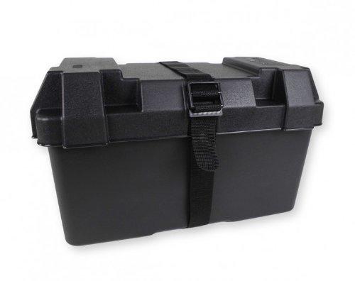 Batteriekasten schwarz Typ 5 Heavy Duty