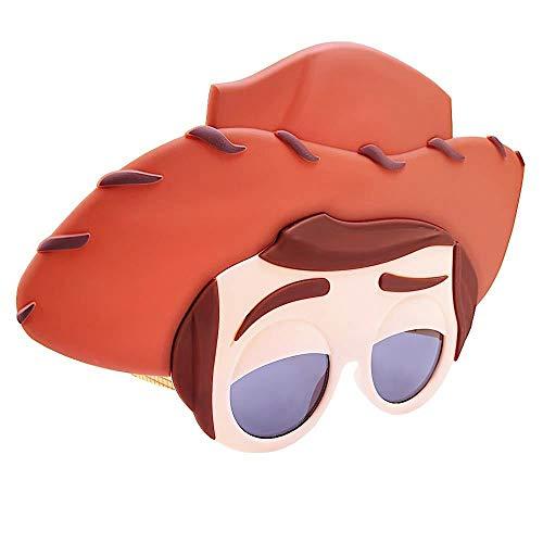 Disney Toy Story Woody Sun-staches Gafas de sol de Brown ...