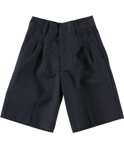 acfc397d3efc Image Unavailable. Image not available for. Color: Universal Little Boys'  Basic Pleated Shorts ...