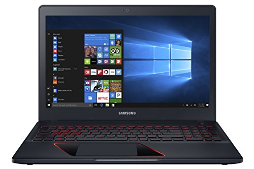 Samsung Odyssey 15.6-Inch, 16GB, Intel Core i7, 1TB HDD + 128GB SSD Gaming Laptop (Black, NP800G5H-XS1US)