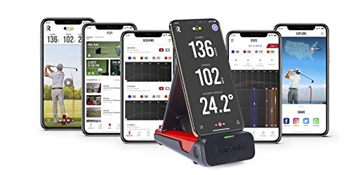 Rapsodo Mobile Launch Monitor for Golf | MLM | Pro-Level