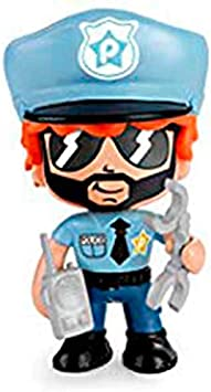 Famosa PINYPON Action POLICIA: Amazon.es: Juguetes y juegos