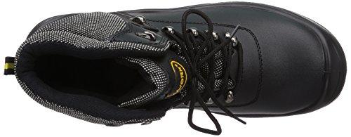 Gevavi 4W-14 4-WORK S3 Unisex-Erwachsene Sicherheitsschuhe Schwarz (schwarz (zwart) 00)
