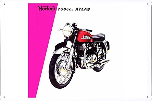 Norton 750cc Atlas Motorcycles 7.8