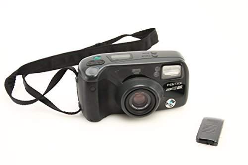 (Pentax IQZoom 90WR Weather Resistant Compact 35mm Film Camera with Remote)