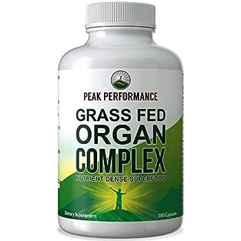 Amazon.com: Ancestral suplementos de hierba alimentada de ...