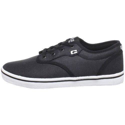 GLOBE Skate Shoes MOTLEY BLACK/WAXED Size 10.5