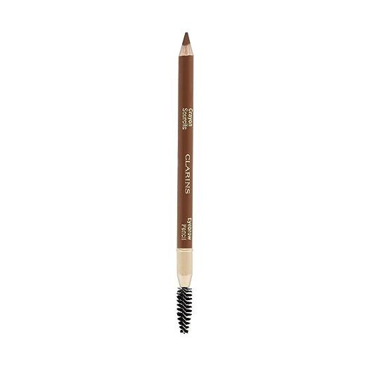 Clarins Crayon Sourcils - Lápiz para cejas, color 03-soft blond, 3 gr: Amazon.es