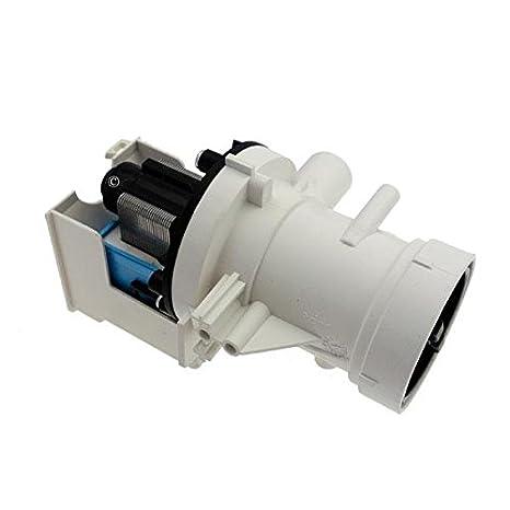 Xl1001-Bomba de vaciado para lavadora fagor ft-311s: Amazon ...