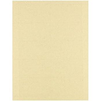 Amazon jam paper printable business cards 3 12 x 2 jam paper printable business cards 3 12 x 2 brown reheart Gallery