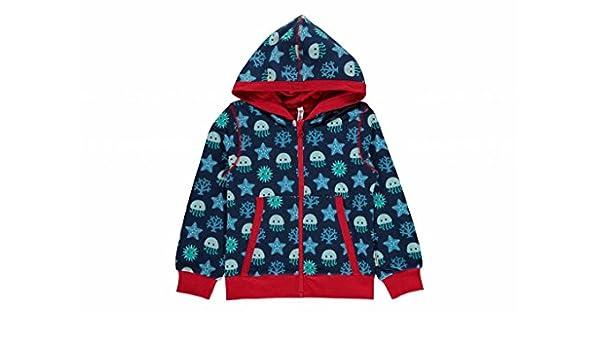 Maxomorra - Chaqueta deportiva - para bebé niño azul 98/104 cm: Amazon.es: Ropa y accesorios