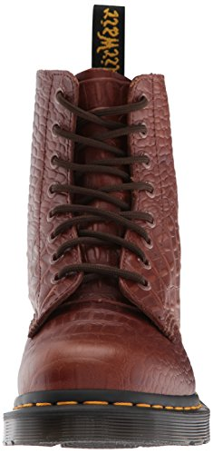Croc Women's Dark Boot Brown Dr Dark Fashion Brown Pascal Martens tPZqZw4x