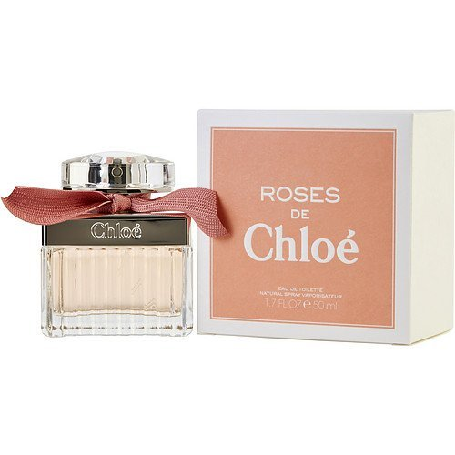 ROSES DE CHLOE by Chloe EDT SPRAY 1.7 OZ for WOMEN ---(Package Of 3)
