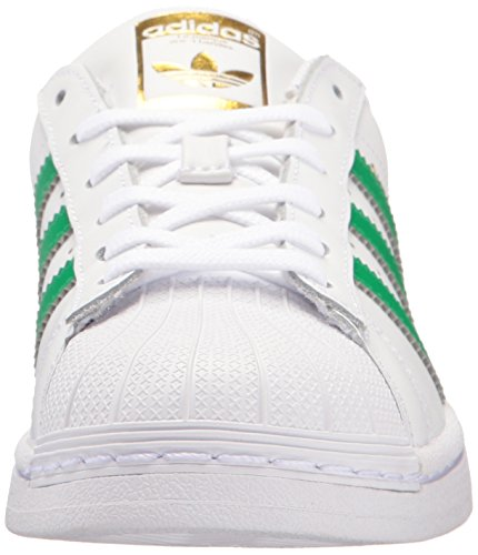 Basses fairway Sneakers W White Adidas Superstar metallic Wei gold Femme q0AWtZ
