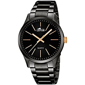 Mens Watch - Lotus - Stainless Steel Band - 18162/2