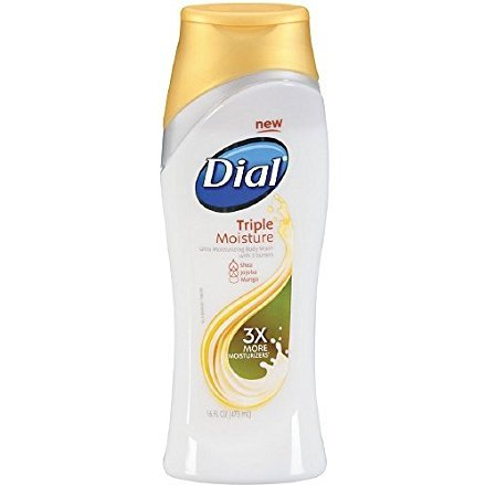 Dial Triple Moisture Body Wash - 5