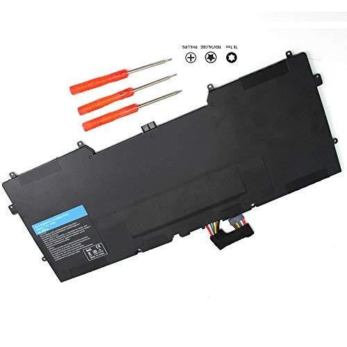 Bateria y9n00 dell xps13 para Dell XPS12 XPS 13 Ultrabook Series XPS 13-L321X XPS 13-L322X XPS L321x L322X 90V7W RWT1R 4