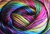 Bulk Buy: Red Heart Boutique Unforgettable Yarn (2-pack) (Stained Glass)