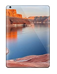 Hot Padre Bay Lake Powell Utah First Grade Tpu Phone Case For Ipad Air Case Cover