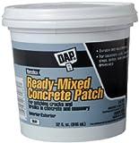 Dap 31084 Concrete Patch Interior and Exterior, 1-Quart
