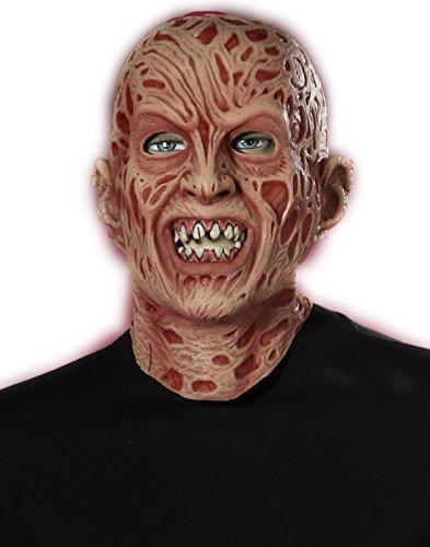 Freddy Krueger Latex Mask (Freddy Krueger Latex Mask)