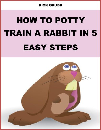 How To Potty Train a Rabbit in Five Easy Steps