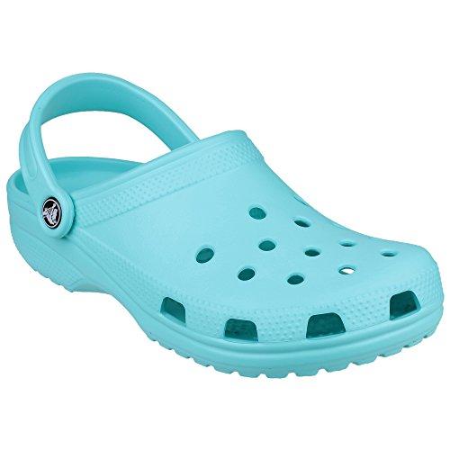 Mixte Océan Enfant Sabots Classic Kids Crocs turquoise AzqYtAx