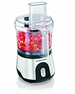 Hamilton Beach Food Processor Review