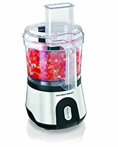 Hamilton Beach 10-Cup Food Processor with Compact Storage (70760)