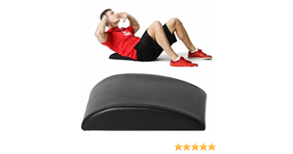 heaven2017 Core and Abdominal Trainer AB Exercise Mat Lower Back Support Pad Belly Workout Sit-ups Cushion