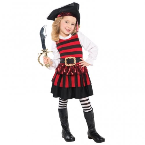 Chris (Pirate Lass Childrens Costumes)