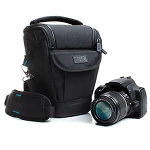 Accessory Power GEAR-DSLR-ZOOM estuche para cámara fotográfica - Funda (Funda, Universal, Negro, Nylon, 266,7 mm, 203,2 mm)