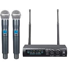 Metal Dual UHF Wireless