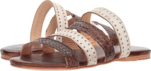 Bed|Stu Womens Henna Teak Rustic Nectar Lux Leather 9 M