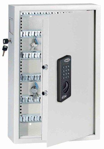 Rottner Schlüsseltresor Keytronic 100 mit Elektronikschloss und seitlichem Einwurffach T04486