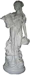 Escultura de mujer–Estatua y esculturas–sk033