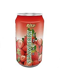 Rita Strawberry Juice Drink 6X330ml