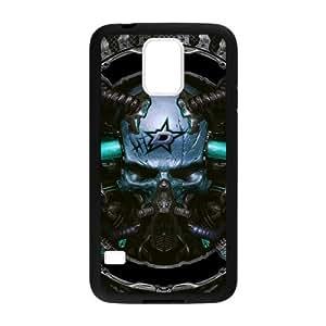 Custom Unique Design NHL Dallas Stars Samsung Galaxy S5 Silicone Case