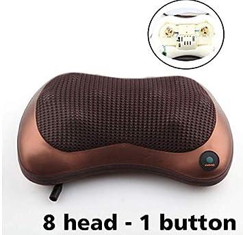 Amazon.com: Relaxation Almohada de masaje vibrador eléctrico ...