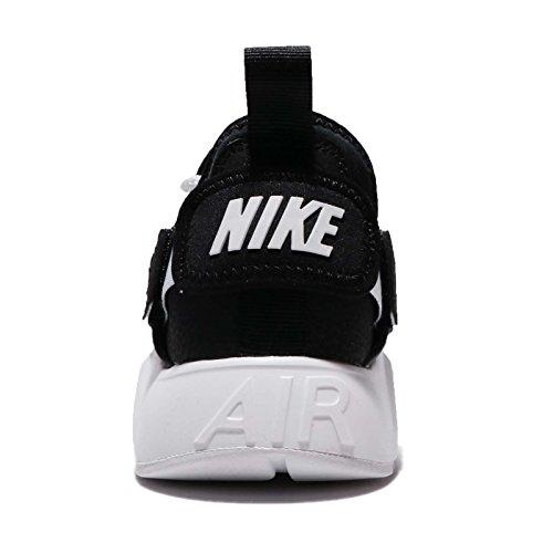 Nike Air Huarache Città Stile Bassi Donne: Donne Ah6804 Ah6804-002 Nero / Nero / Bianco