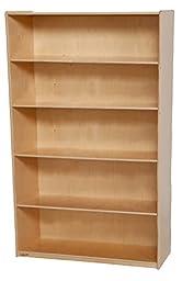 Wood Designs WD12960 Bookshelf, 60 x 36 x 15\