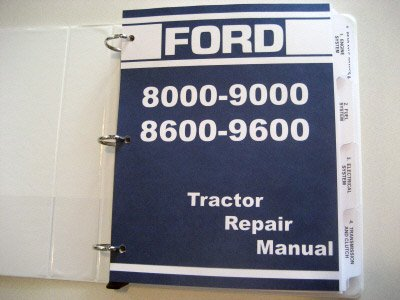 ford 8000 - 8