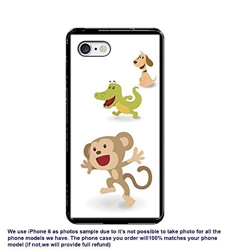 Apple iPhone 7 Arrière Coque Housse Etui Anti chocs Back Cover Case Cas PC étui couverture - Dessein 085