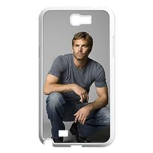 WJHSSB Paul Walker 1 Phone Case For Samsung Galaxy Note 2 N7100 [Pattern-3]