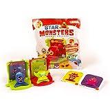 Star Monsters Capsula Display 12 Sobres