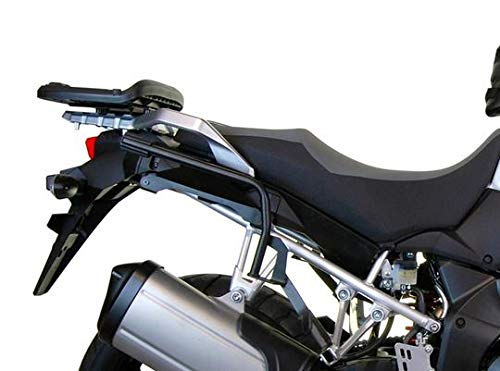 SHAD D0B35S0VS14IF-IN Suzuki VSTROM 1000 14-18 SH35 Case 3P Mount and Side Bags by SHAD (Image #1)