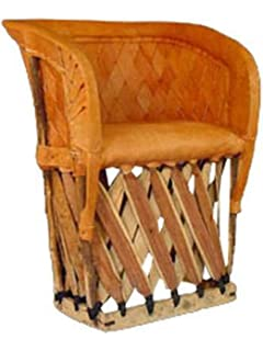 Gentil Weave Back Mexican Equipale Chair