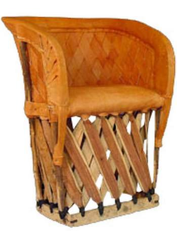 Weave back Mexican equipale chair Review