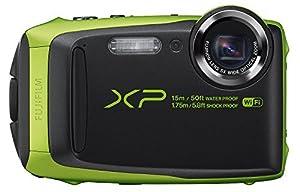 Fujifilm FinePix XP90 Blue Waterproof digital camera (Certified Refurbished)